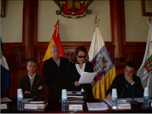 Intervención en el Pleno de Soledad Perera