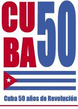 Cuba 50 años de Revolución