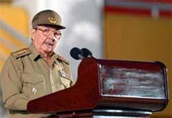 Hace más de un año Raúl Castro había anunciado cambios en la estructura gubernamental. Foto del diario Granma