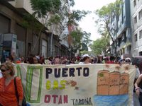 No Puerto, no Gas, no OTAN