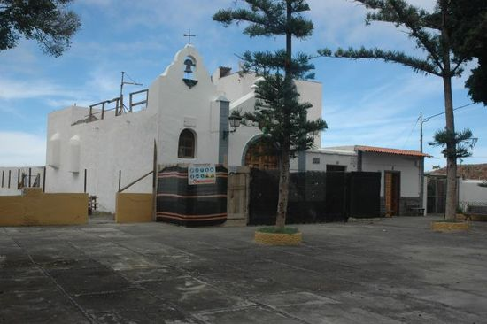Ermita y plaza de San Felipe