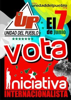 Cartel de Campaña