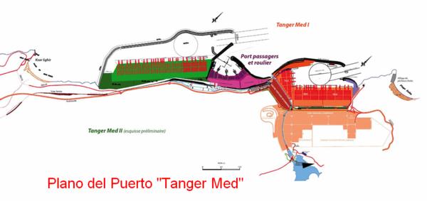 Plano de Tanger Med