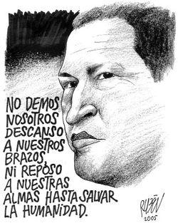 Marcha contra Chávez: Fracaso fascista