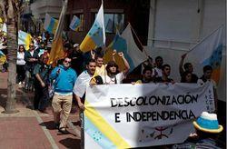 Descolonización e independencia