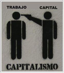 No es democracia, es dictadura del capital