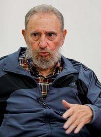 Fidel Castro julio de 2010