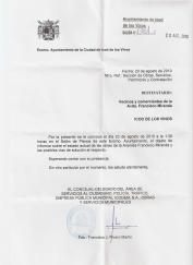 Coalición Canaria en Icod le toma el pelon a los vecinos y comerciante de la Av. Francisco Miranda