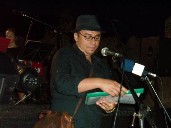 Lectura en Barranco Guayadeque