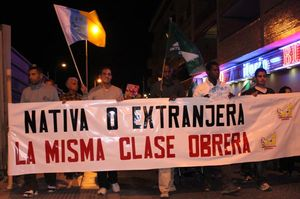 Manifestación 20E
