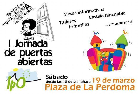 IpO  Jornada en La Perdoma