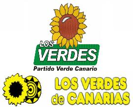 Los Verdes de Canarias Partido Verde Canario