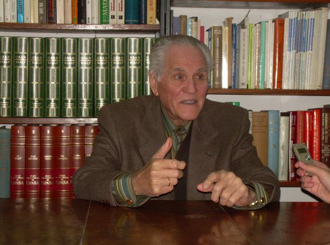 Don Buenaventura Machado Melián (La Orotava 1922-2011)