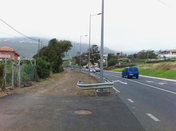 Carretera de Los Rechazos (La Orotava)