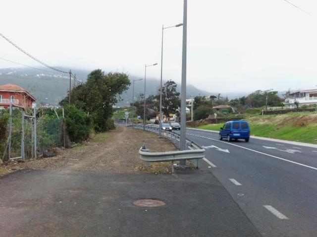 Carretera de Los Rechazo La Orotava