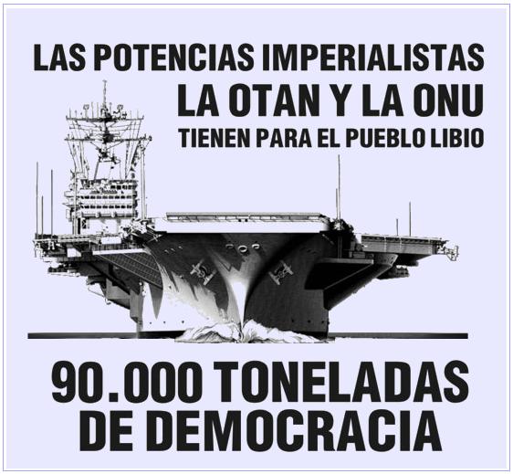 90.000 toneladas de democracia