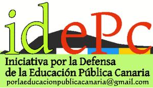 Iniciativa en defensa de la Enseñanza Pública Canaria