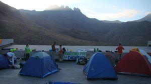 Campamento de Adeje