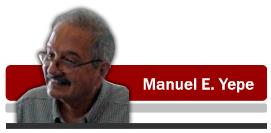 Manuel E Yepe,  foto © Virgilio PONCE