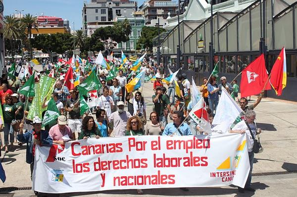 1º de Mayo (Gran Canaria)