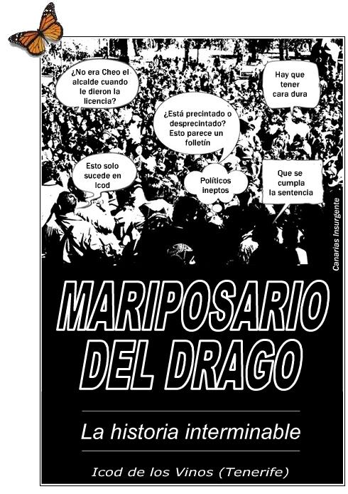 Mariposario del Drago La historia interminable