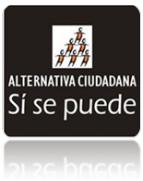 Alternativa Ciudadana Sí se puede