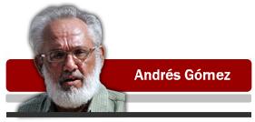 Andrés Gómez periodista cubano, residente en Miami