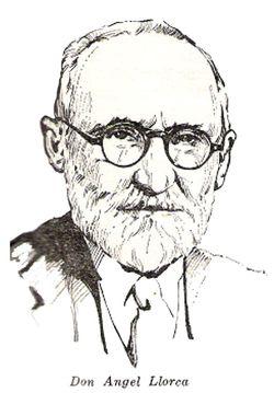 Ángel Llorca