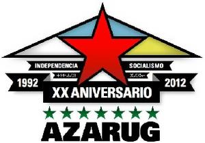 Azarug: XX Aniversario