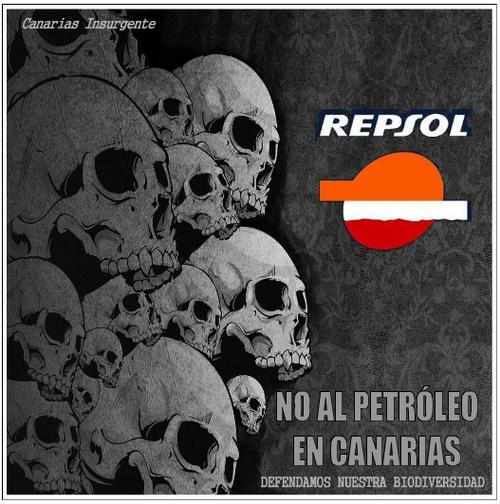 No petróleo en Canarias. Defendamos nuestra biodiversidad