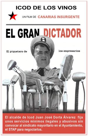 El gran dictador Cheo