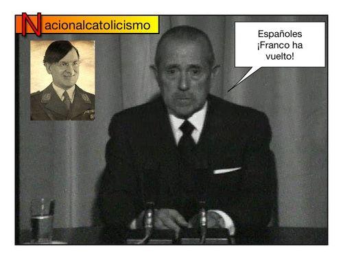 ¡Franco ha vuelto!