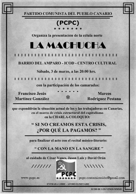 La Machucha