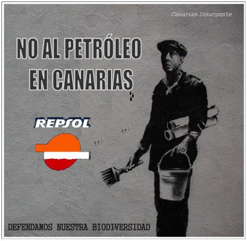 No al petróleo en Canarias. Por nuestro futuro