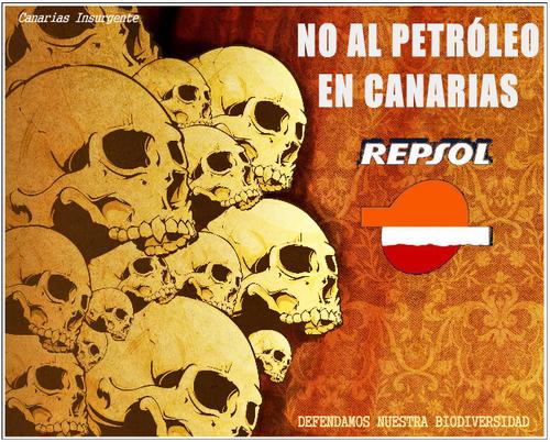 Defendamos nuestra biodiversidad. NO al petróleo en Canarias