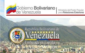 Embajada de Venezuela en España