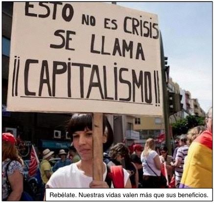 Esto no es crisis. Se llama capitalismo