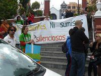 14N Manifestación Icod