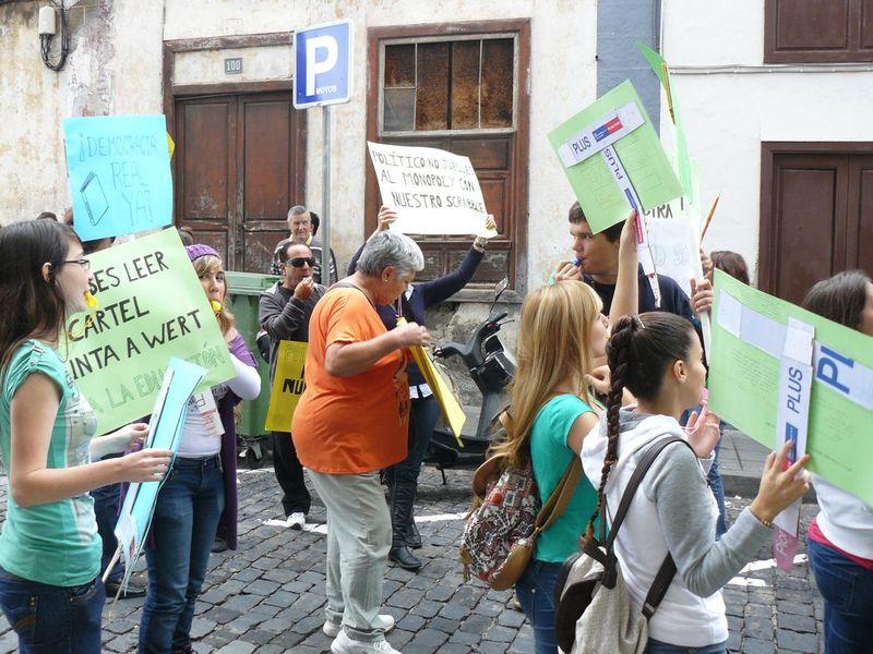 14N Manifestación Icod (7)