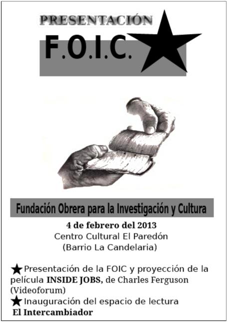 Presentación F.O.I.C