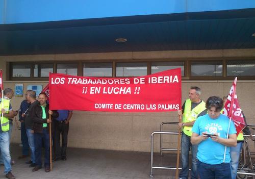 La huelga de Iberia no ha hecho más que empezar