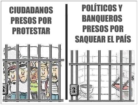 España: coto privado de corruptos