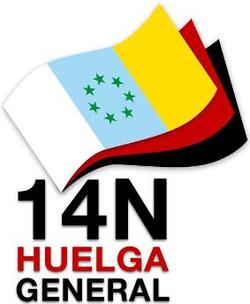14N Huelga General2