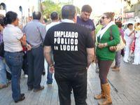 14N Manifestación Santa Cruz