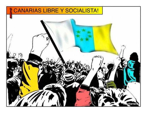 Canarias libre y socialista