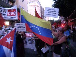 Canarias con Chávez