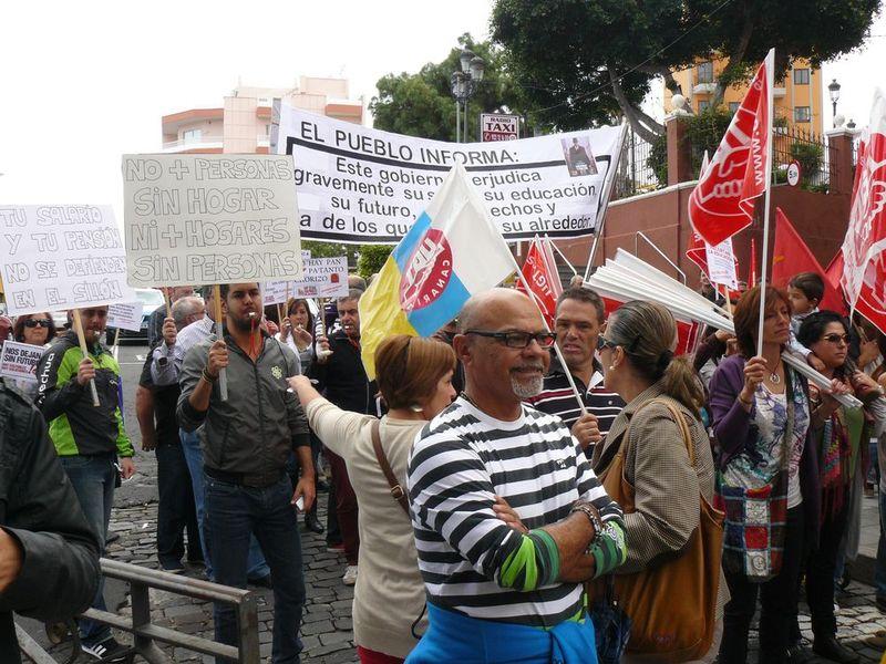 14N Manifestación Icod (10)
