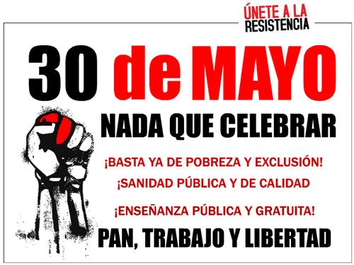 30 de mayo