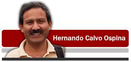 Hernando Calvo Ospina (Foto Virgilio Ponce)