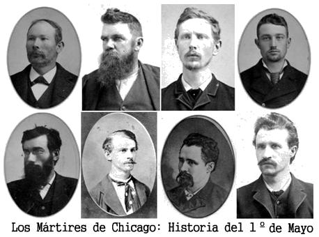 Los martires de Chicago